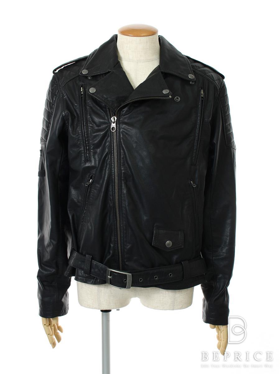 Harley Davidson ハーレーダビッドソン レザージャケット アウター【メンズ】【L】【Aランク】【中古】tn291116t