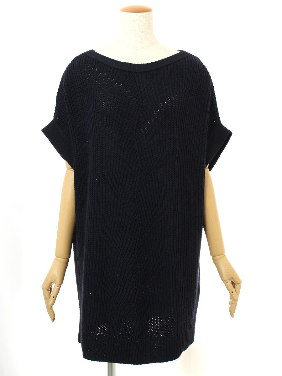 FOXEY NEWYORK フォクシー トップス 35670 Knit Tops【F】【Aランク】【中古】ic291203t