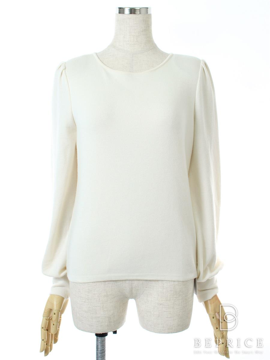 FOXEY BOUTIQUE フォクシー トップス Knit Top Lady Standard【40】【Aランク】【中古】tn291210t