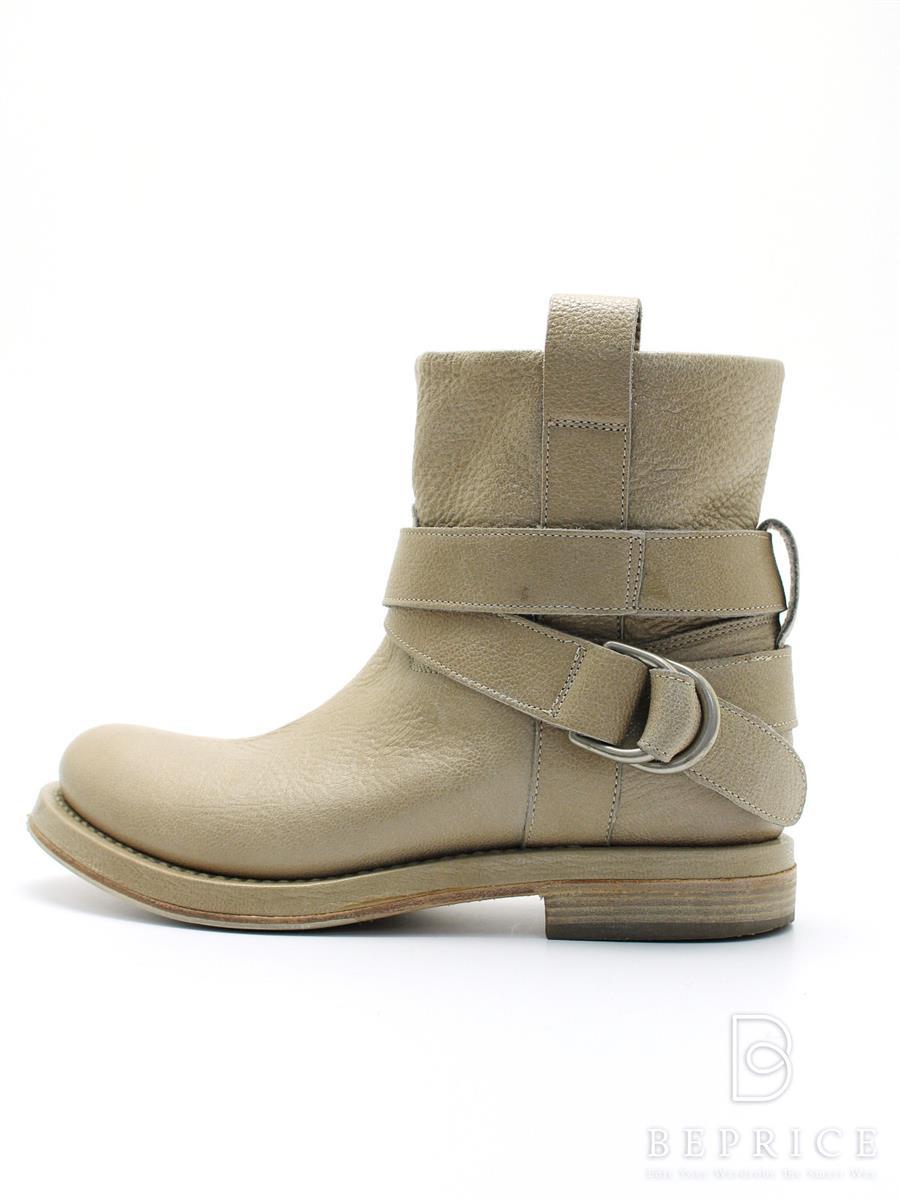 BRUNELLO CUCINELLI ブルネロクチネリ 靴 ショートブーツ【36】【Bランク】【中古】tn291207t