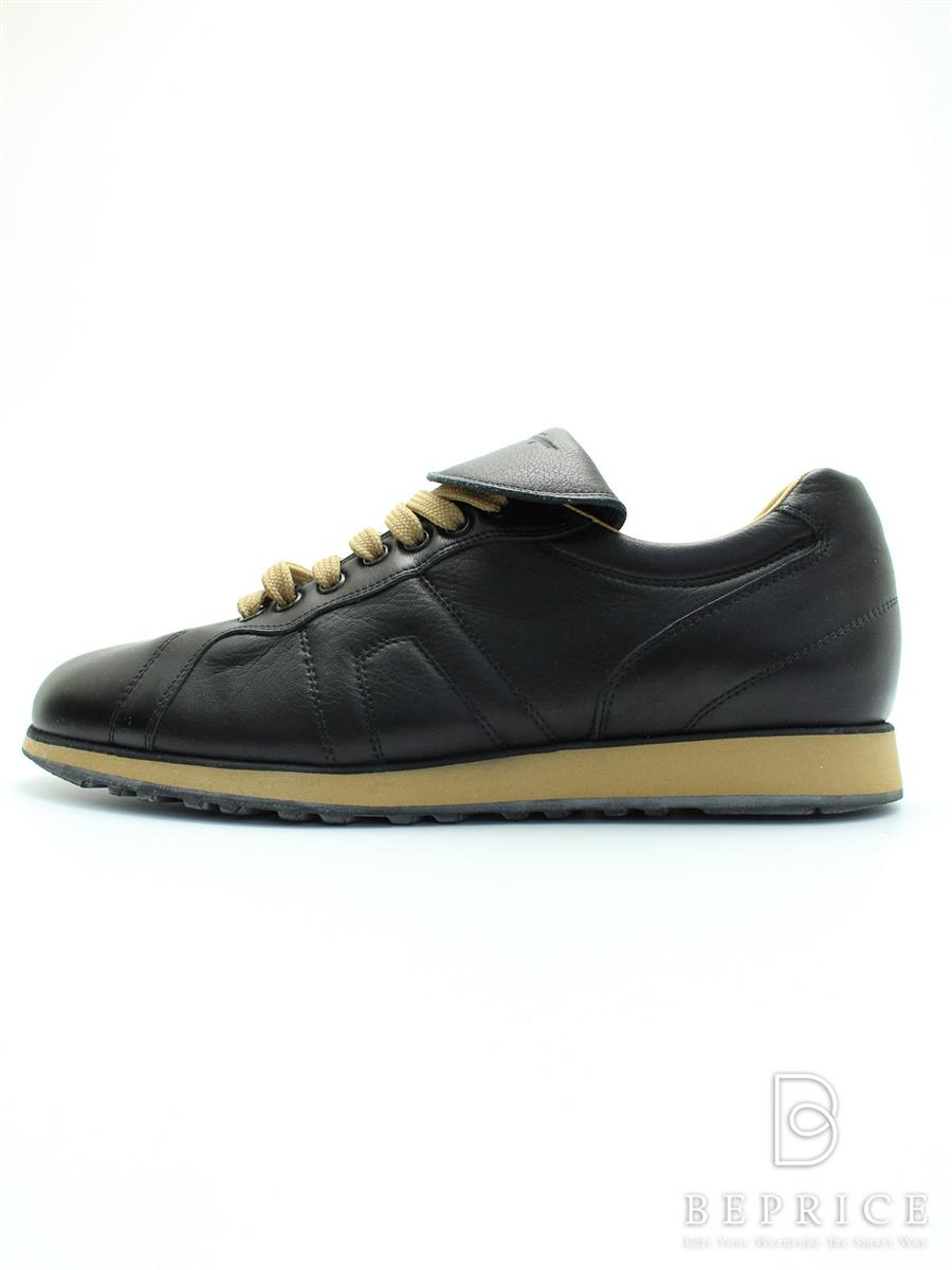 Ferragamo フェラガモ 靴 スニーカー シューズ【メンズ】【9D】【Bランク】【中古】tn291210t