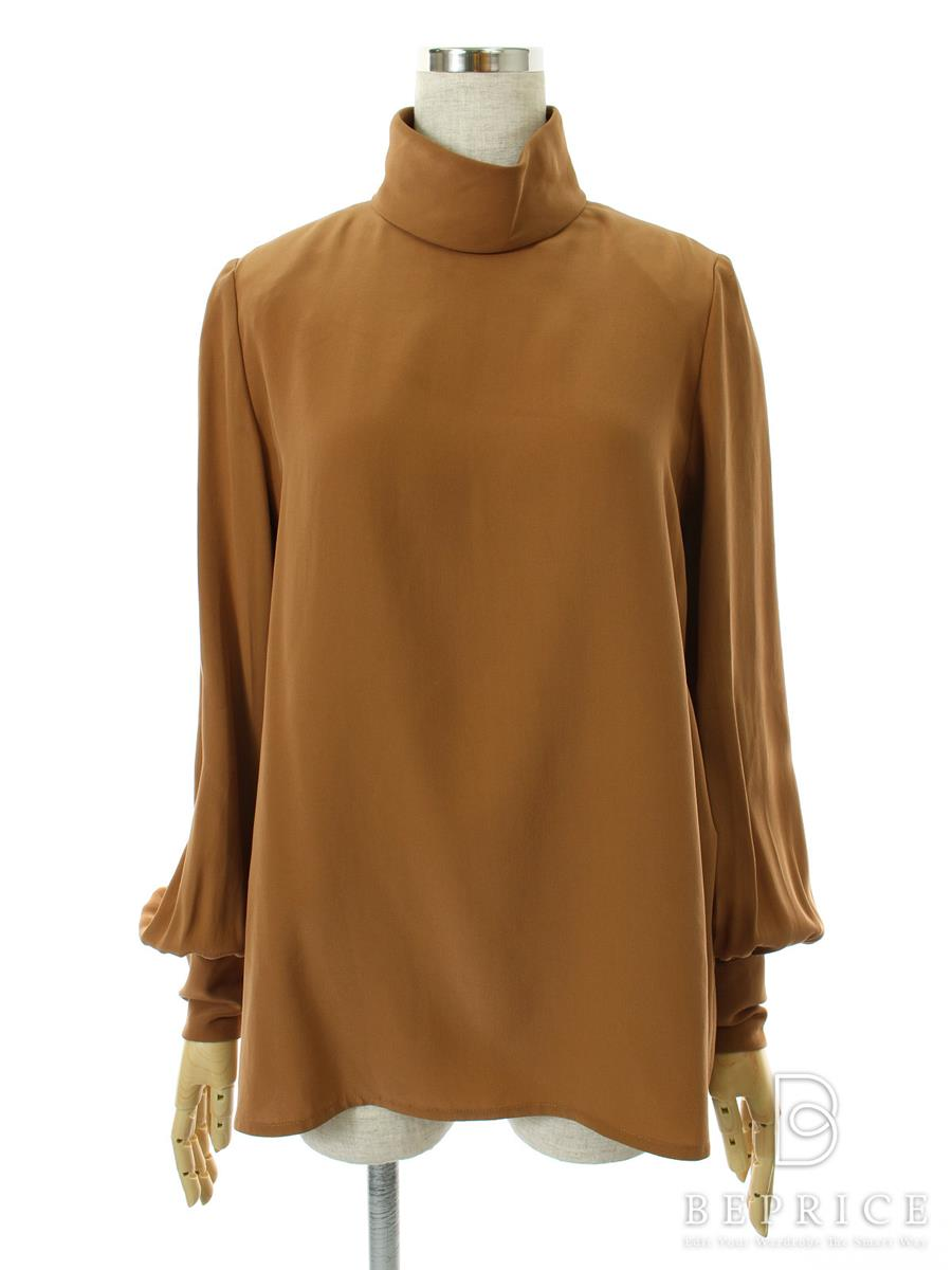 FOXEY BOUTIQUE フォクシー トップス 長袖 シルク Cool Beauty【38】【Aランク】【中古】gztn291221t