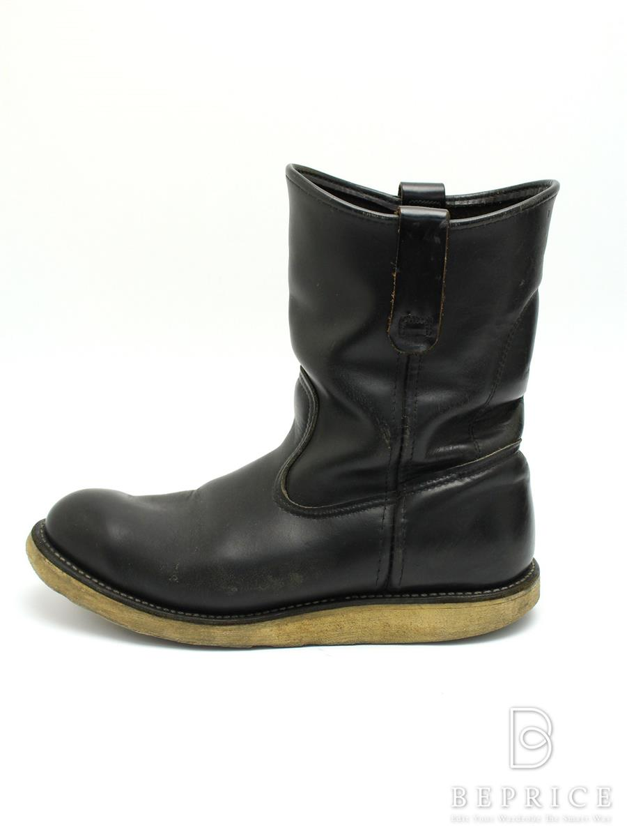 REDWING レッドウィング 靴 ショートブーツ【メンズ】【9】【Bランク】【中古】tn291224t