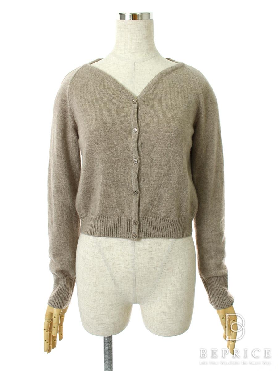 FOXEY BOUTIQUE フォクシー カーディガン Sweet Heart Cardigan【38】【Aランク】【中古】tn291228t