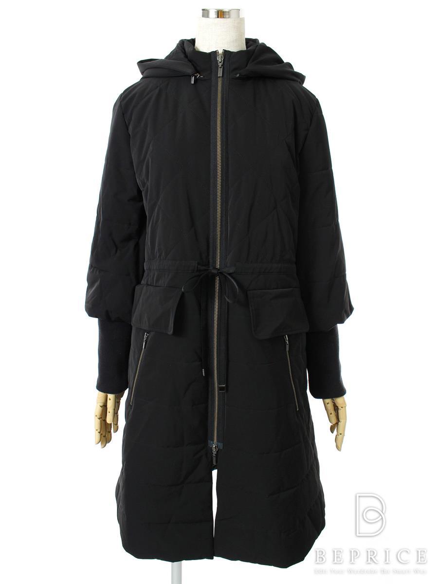 FOXEY NEWYORK フォクシー コート Coat 36561【40】【Bランク】【中古】tn291228t