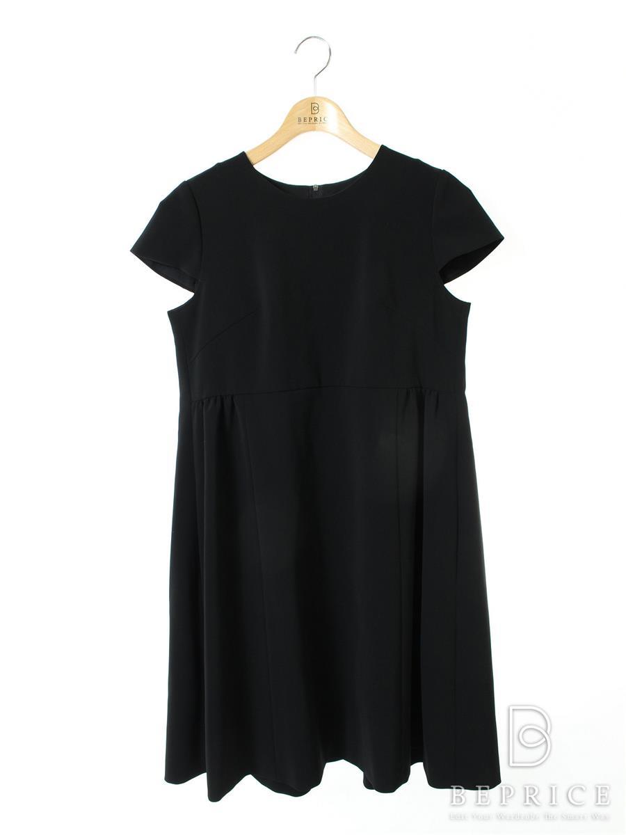 FOXEY NEWYORK フォクシー ワンピース Marion Cap Sleeve Dress【40】【Aランク】【中古】tn300107t