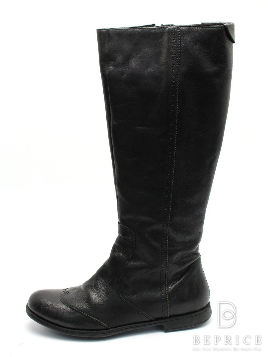 CAMPER カンペール 靴 ロングブーツ【38】【Bランク】【中古】tn300114t