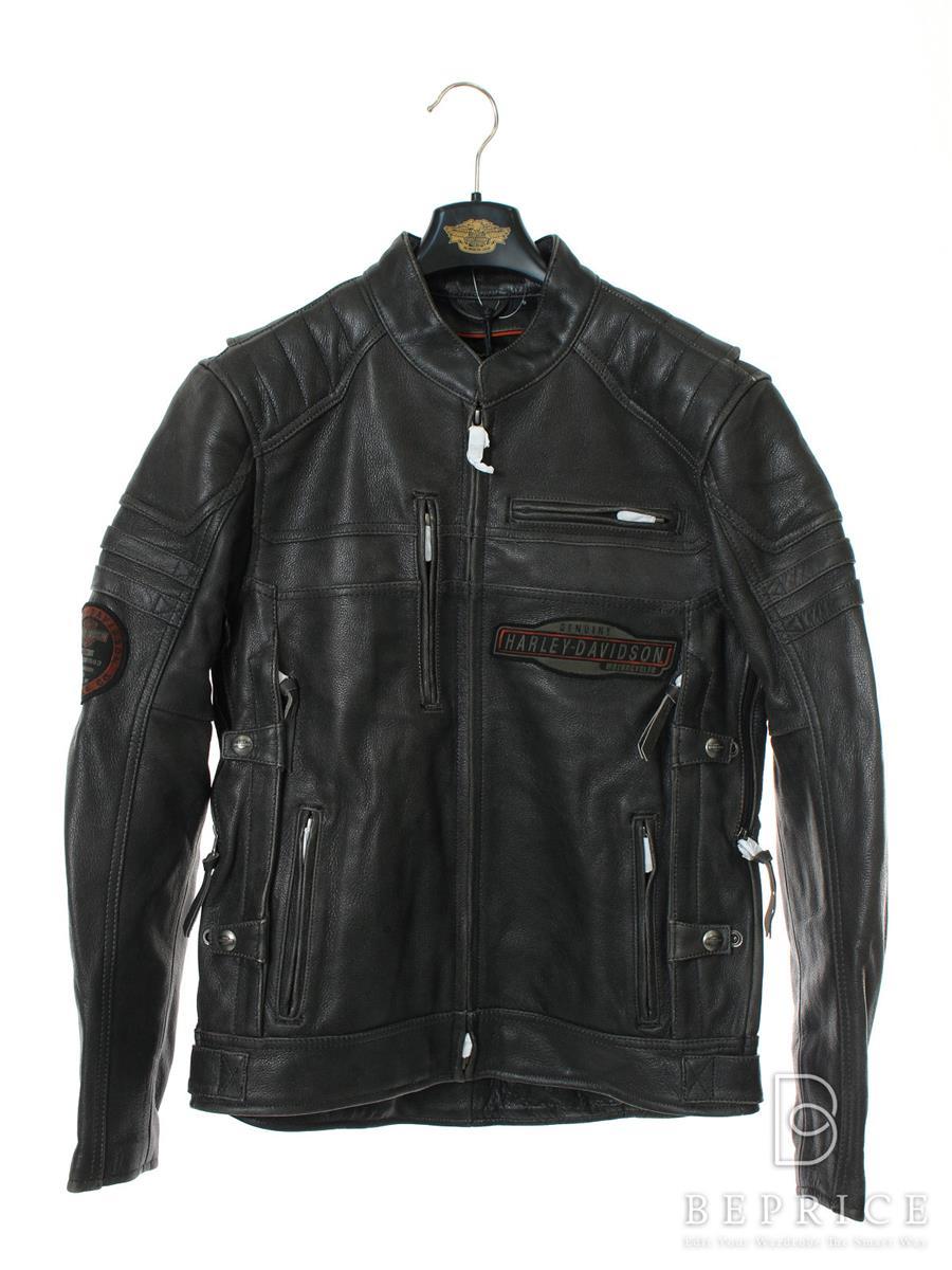 Harley Davidson ハーレーダビッドソン ジャケット【メンズ】【S】【Aランク】【中古】tn300121t