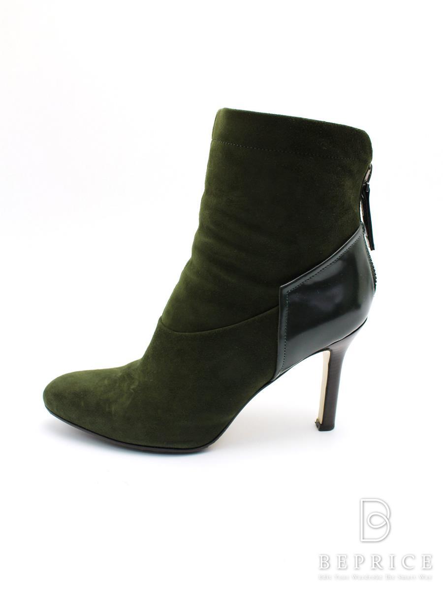 PELLICO ペリーコ 靴 ショートブーツ スエード【37】【Aランク】【中古】tn300121t