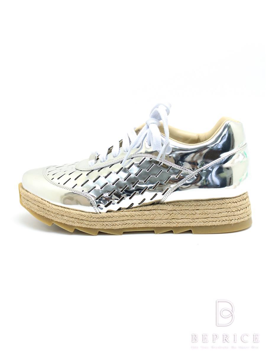 STELLA McCARTNEY ステラマッカートニー 靴 シューズ スニーカー【38】【Aランク】【中古】tn300201t