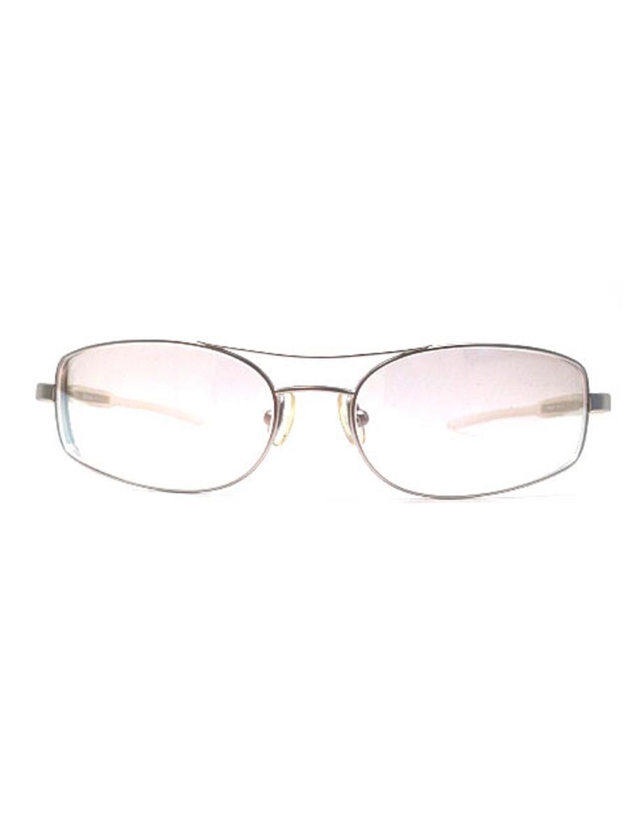 PRADA プラダ 眼鏡 メガネフレーム メタル【メンズ】【Aランク】【中古】as300204t