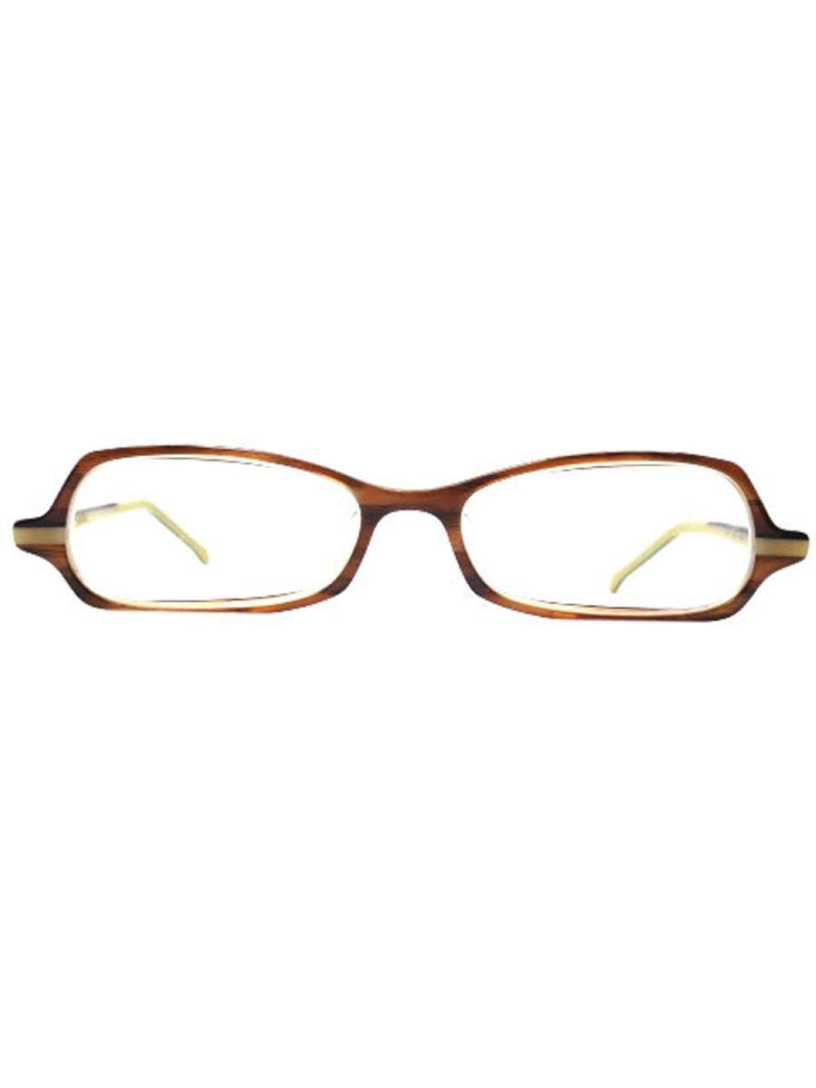 prodesign プロデザイン 眼鏡 メガネフレーム スクエア 【50 15】【Aランク】【中古】as300204t