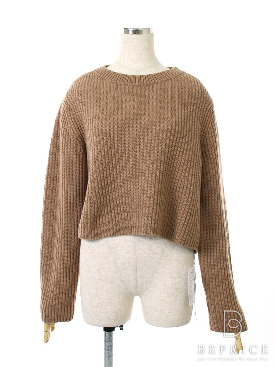 FOXEY BOUTIQUE フォクシー ニットトップス Knit Top French Sucre【42】【Aランク】【中古】gz300208t