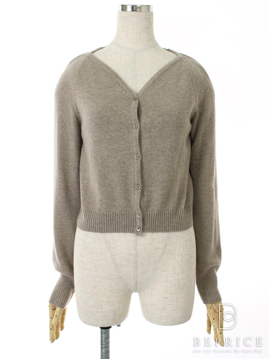 FOXEY BOUTIQUE フォクシー カーディガン Sweet Heart Cardigan【38】【Aランク】【中古】tn300211t