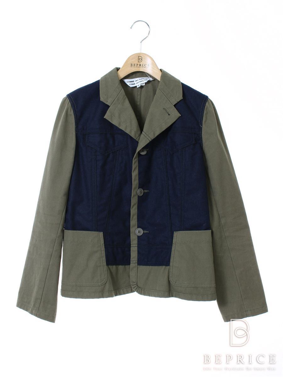 コムデギャルソン ジャケット 【M】【Aランク】【中古】gz300211t