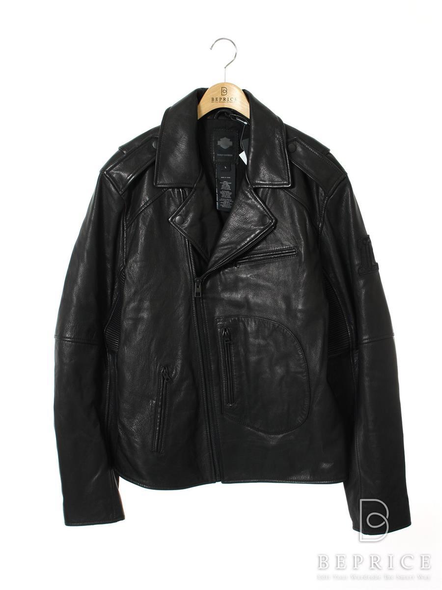 Harley Davidson ハーレーダビッドソン ジャケット ライディング【メンズ】【L】【Aランク】【中古】tn300211t