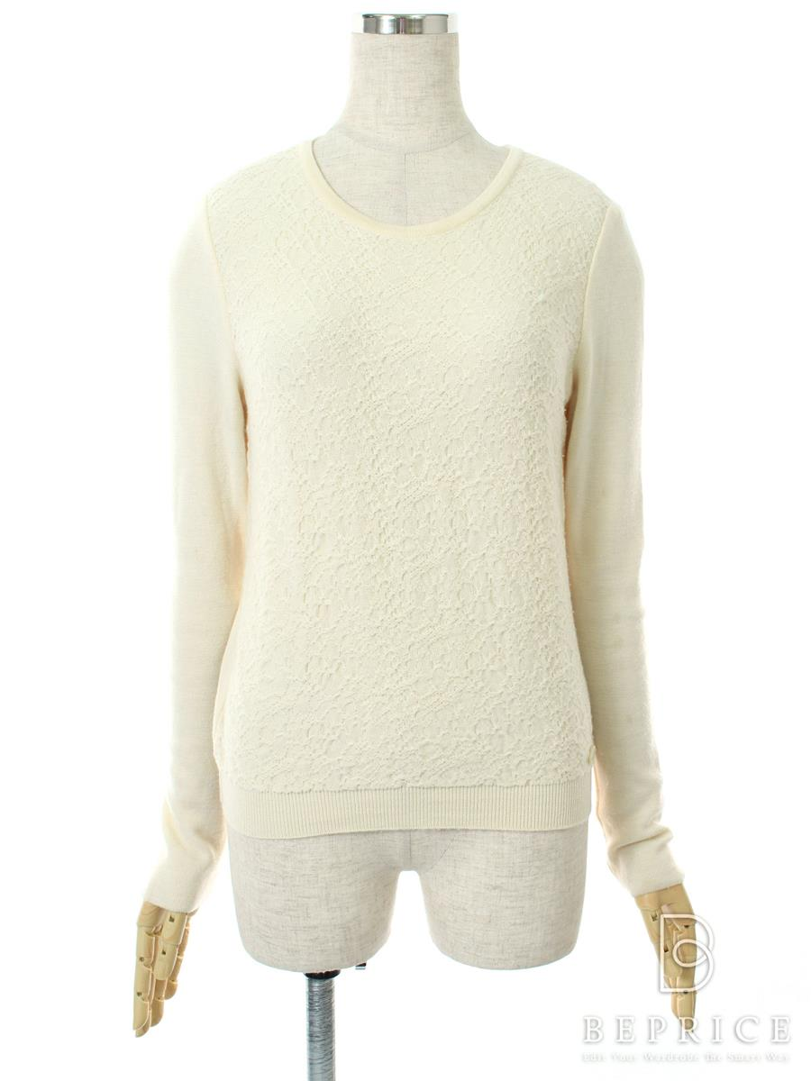 FOXEY BOUTIQUE フォクシー トップス 36328 Sweater【38】【Bランク】【中古】tn300218t