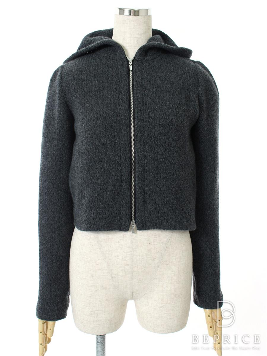 FOXEY BOUTIQUE フォクシー パーカー Sea Breeze Parka【38】【Aランク】【中古】tn300301t