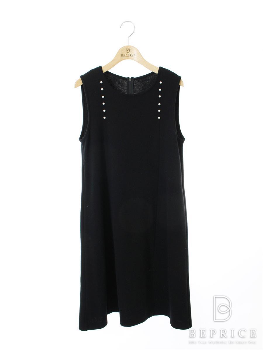 FOXEY BOUTIQUE フォクシー ワンピース Panel Seam Dress【42】【Aランク】【中古】tn300301t