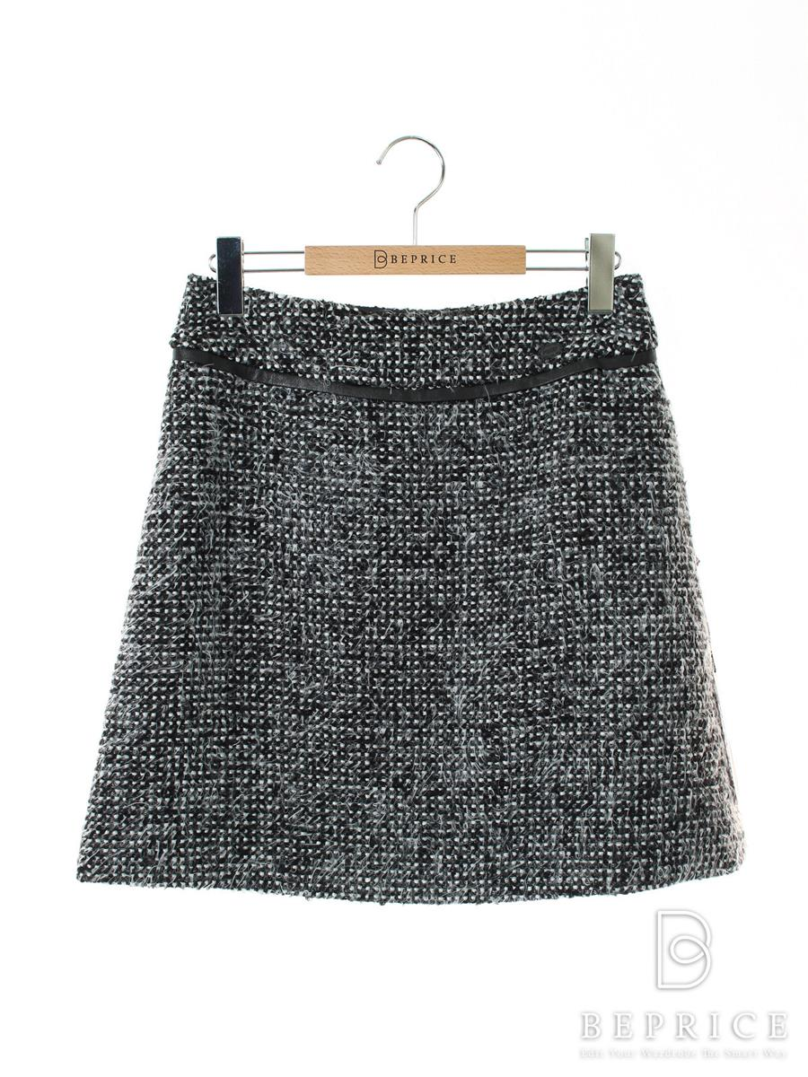【48%OFF SALE】FOXEY BOUTIQUE フォクシー 台形スカート 34799【40】【Aランク】【中古】tn300301t K3fB RSS30