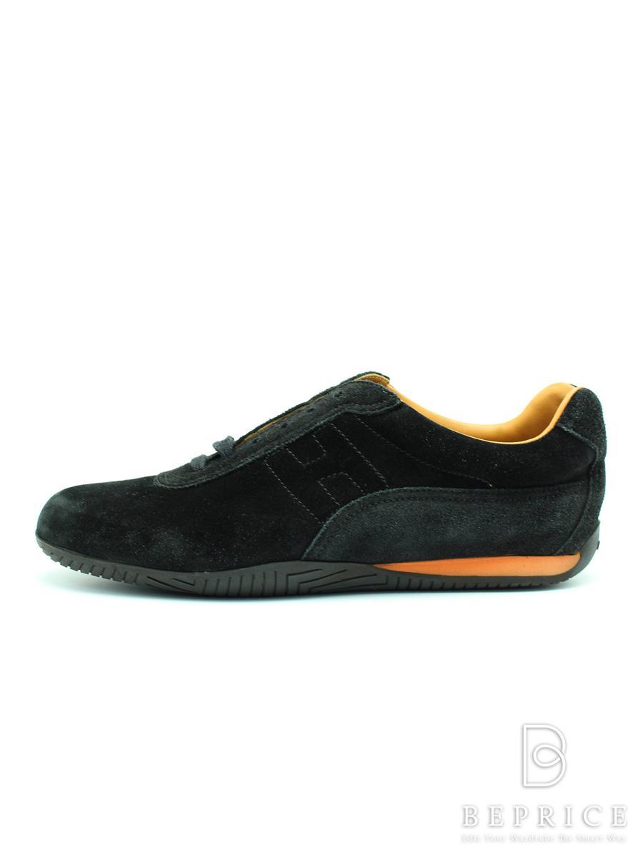 HERMES エルメス 靴 スニーカー クイックシューズ【38】【Bランク】【中古】tn300301t