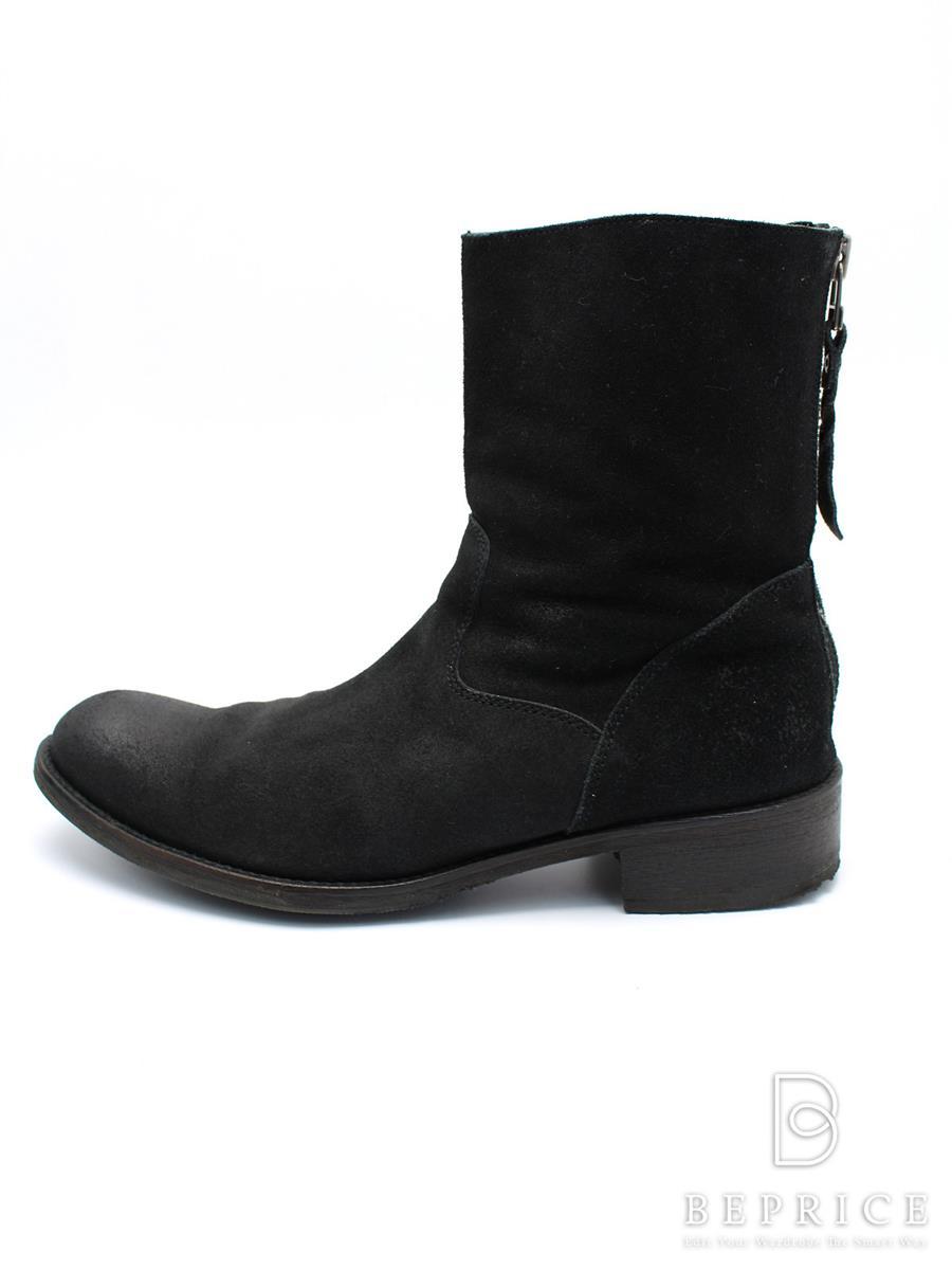 Padrone パドローネ 靴 ショートブーツ【37】【Bランク】【中古】tn300301t