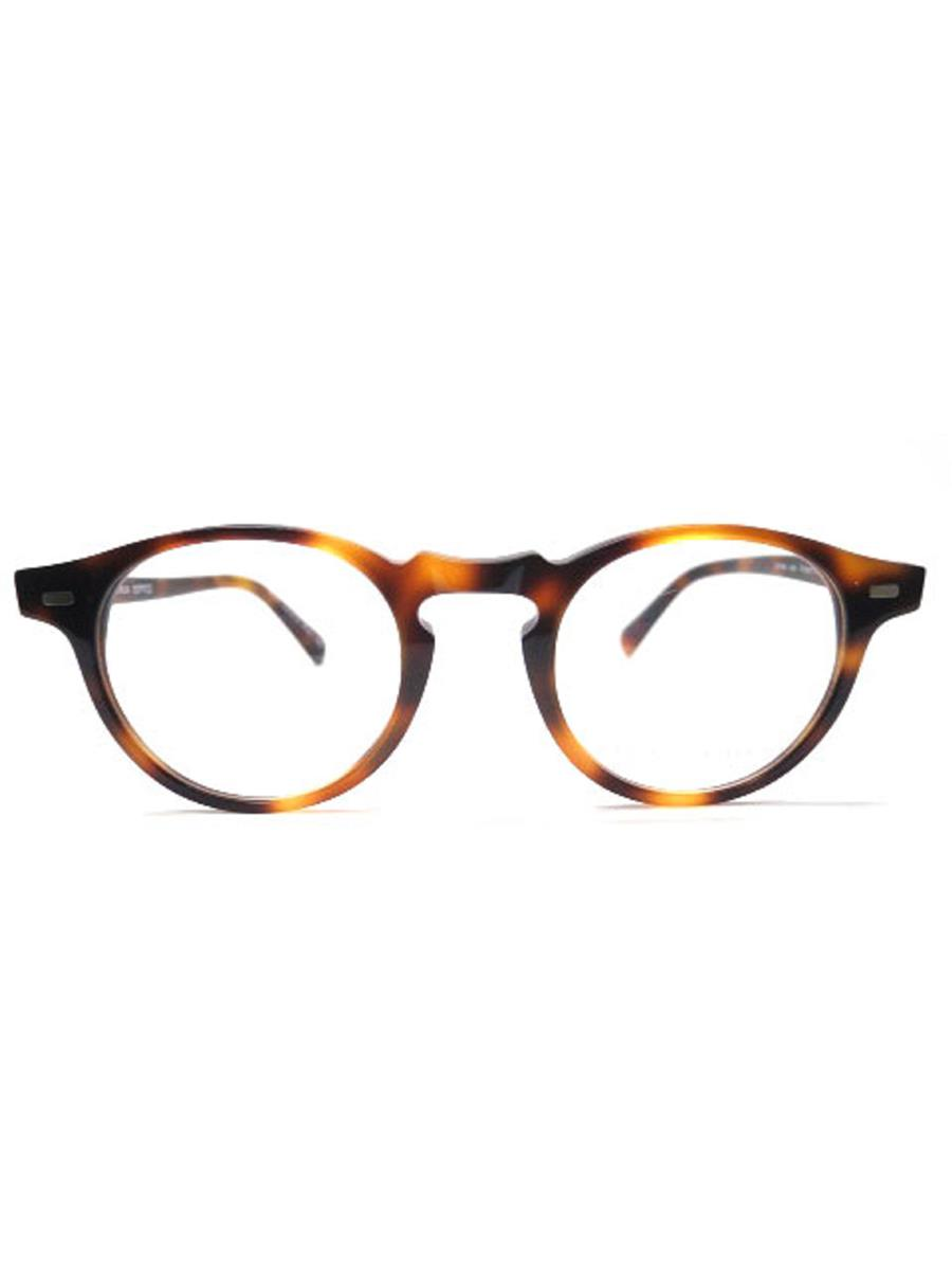 OLIVER PEOPLES オリバーピープルズ 眼鏡 メガネフレーム【47□23 150】【Aランク】【中古】as300304t