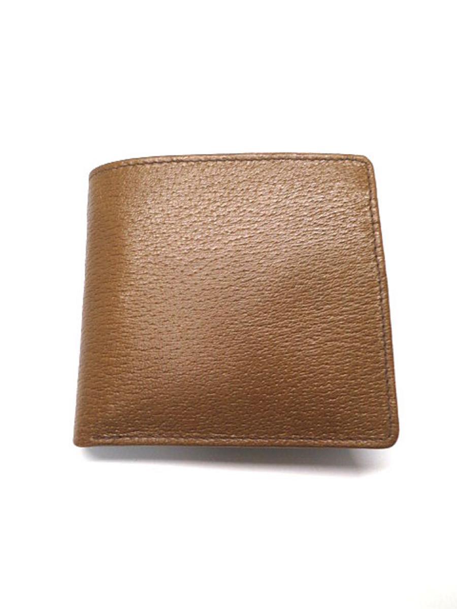 Whitehouse Cox ホワイトハウスコックス 財布 二つ折り レザー【メンズ】【Aランク】【中古】as300308t