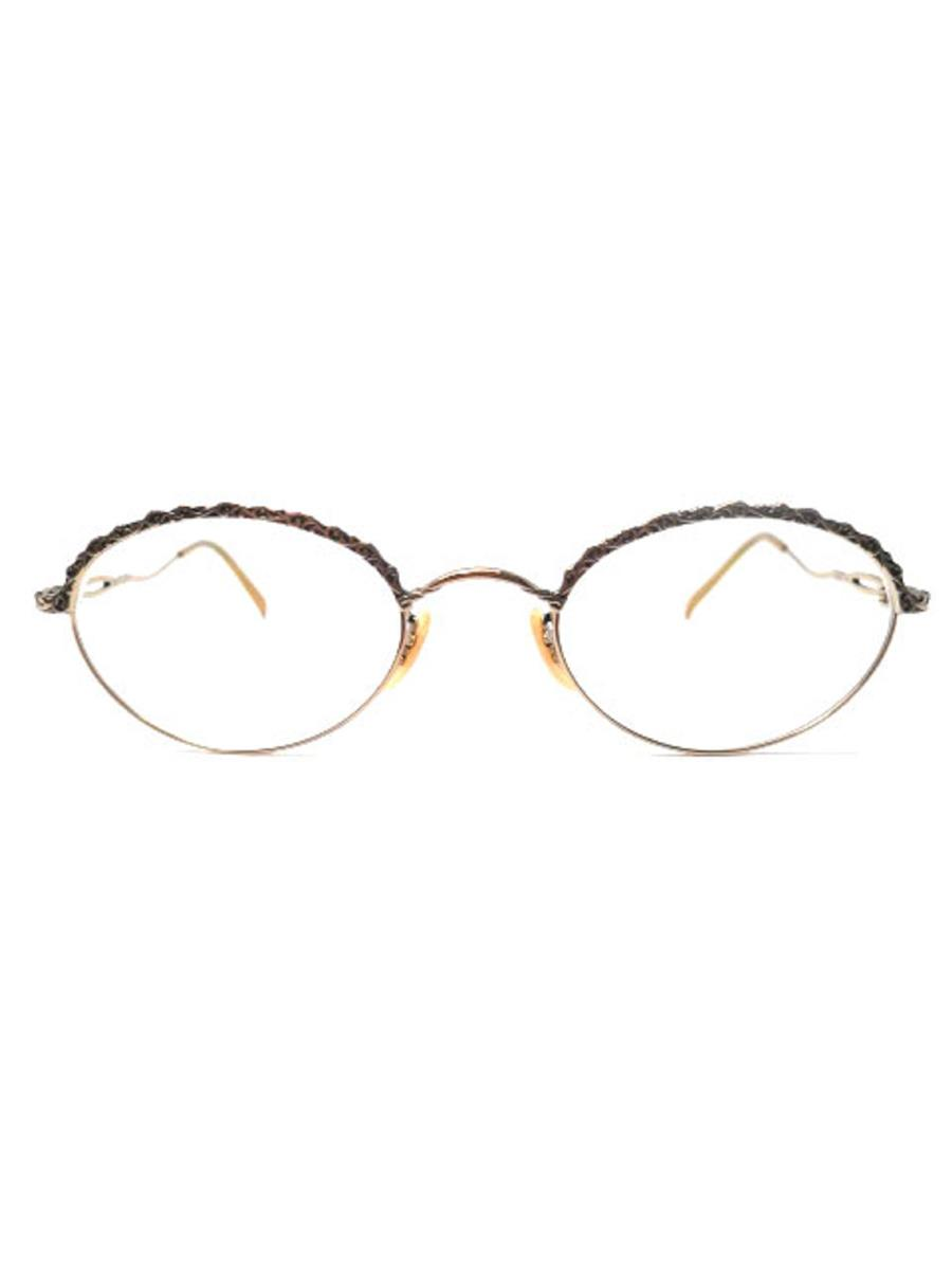 OLIVER PEOPLES オリバーピープルズ 眼鏡 メガネフレーム karina【Aランク】【中古】as300308t
