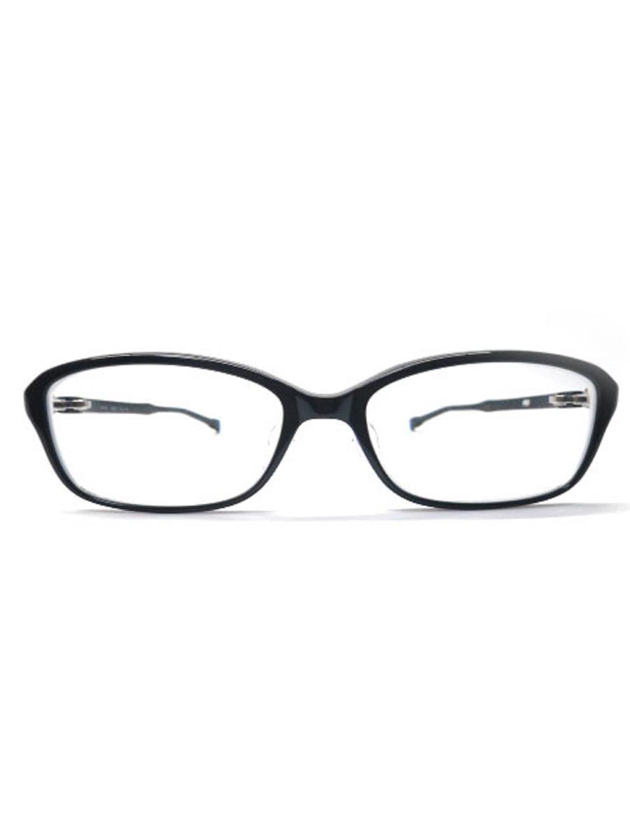 9999 フォーナインズ 眼鏡 メガネフレーム ウェリントン【54□17 133】【Aランク】【中古】as300308t