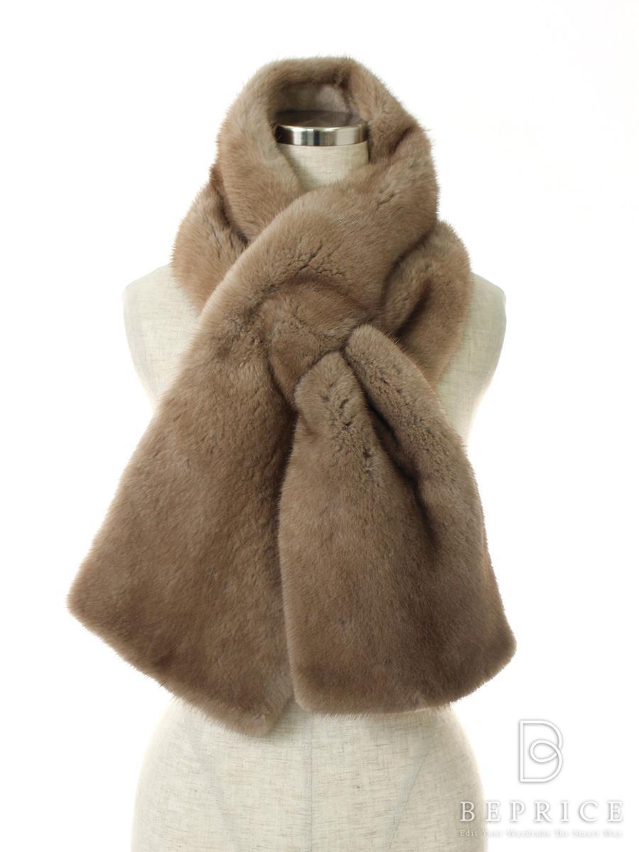 FOXEY BOUTIQUE フォクシー ミンクストール 37459 Mink Warm Stole【Sランク】【中古】tn300311t