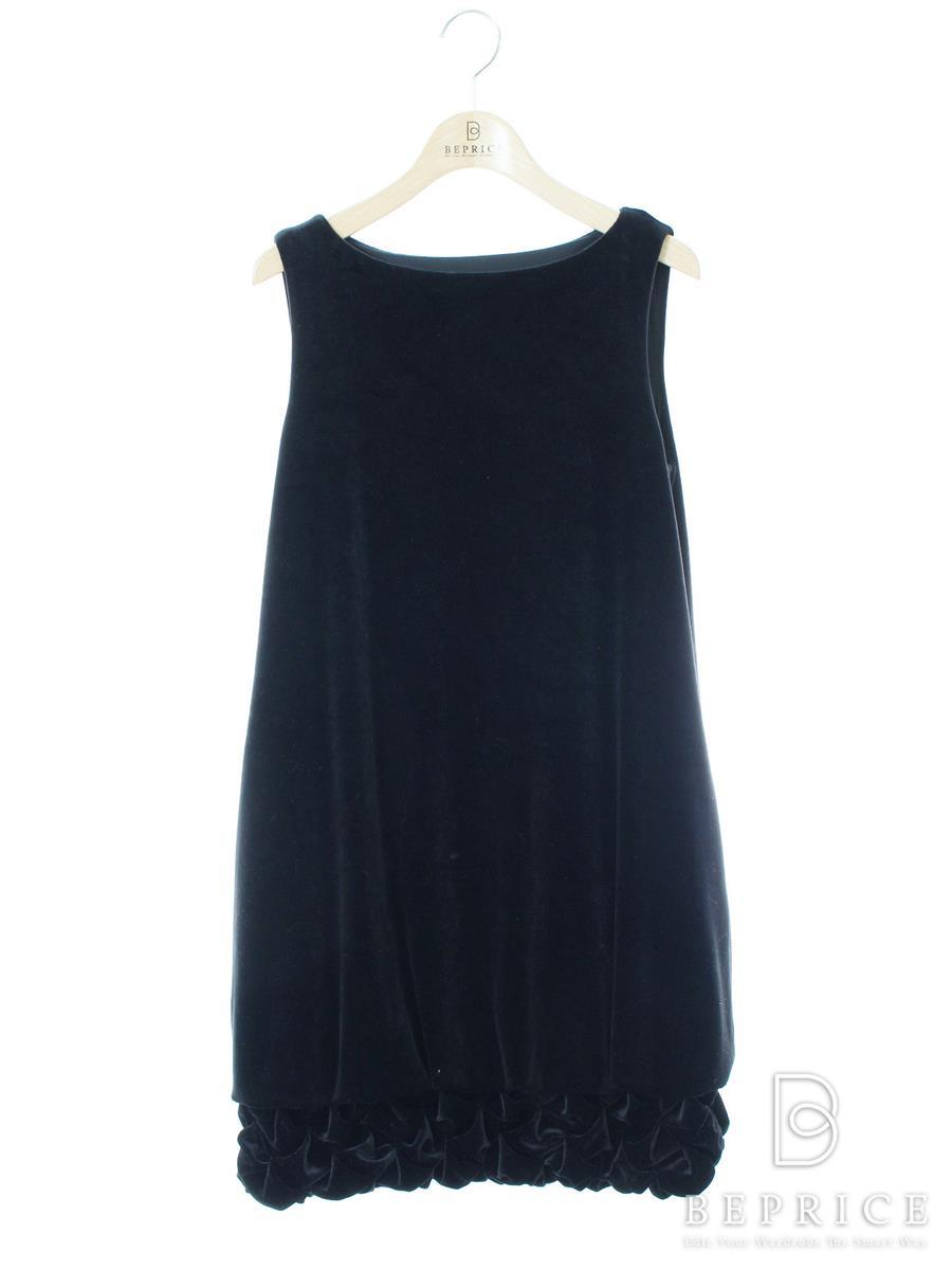 Daisy Velour フォクシー ワンピース Dress Daisy Velour Waffle【38】【Aランク】【中古】tn300318t