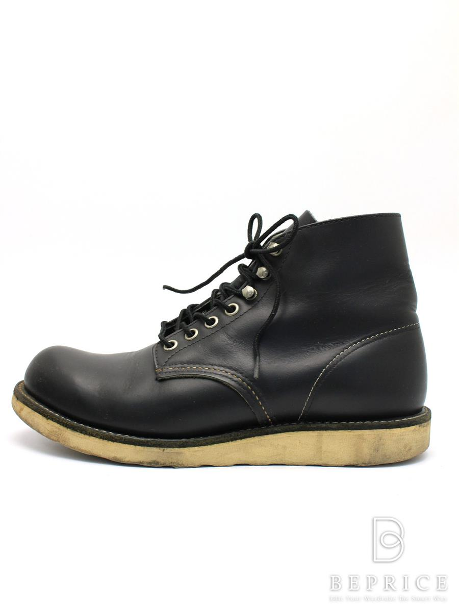 REDWING レッドウィング 靴 ブーツ シューズ【メンズ】【7.5D】【Bランク】【中古】tn300318t