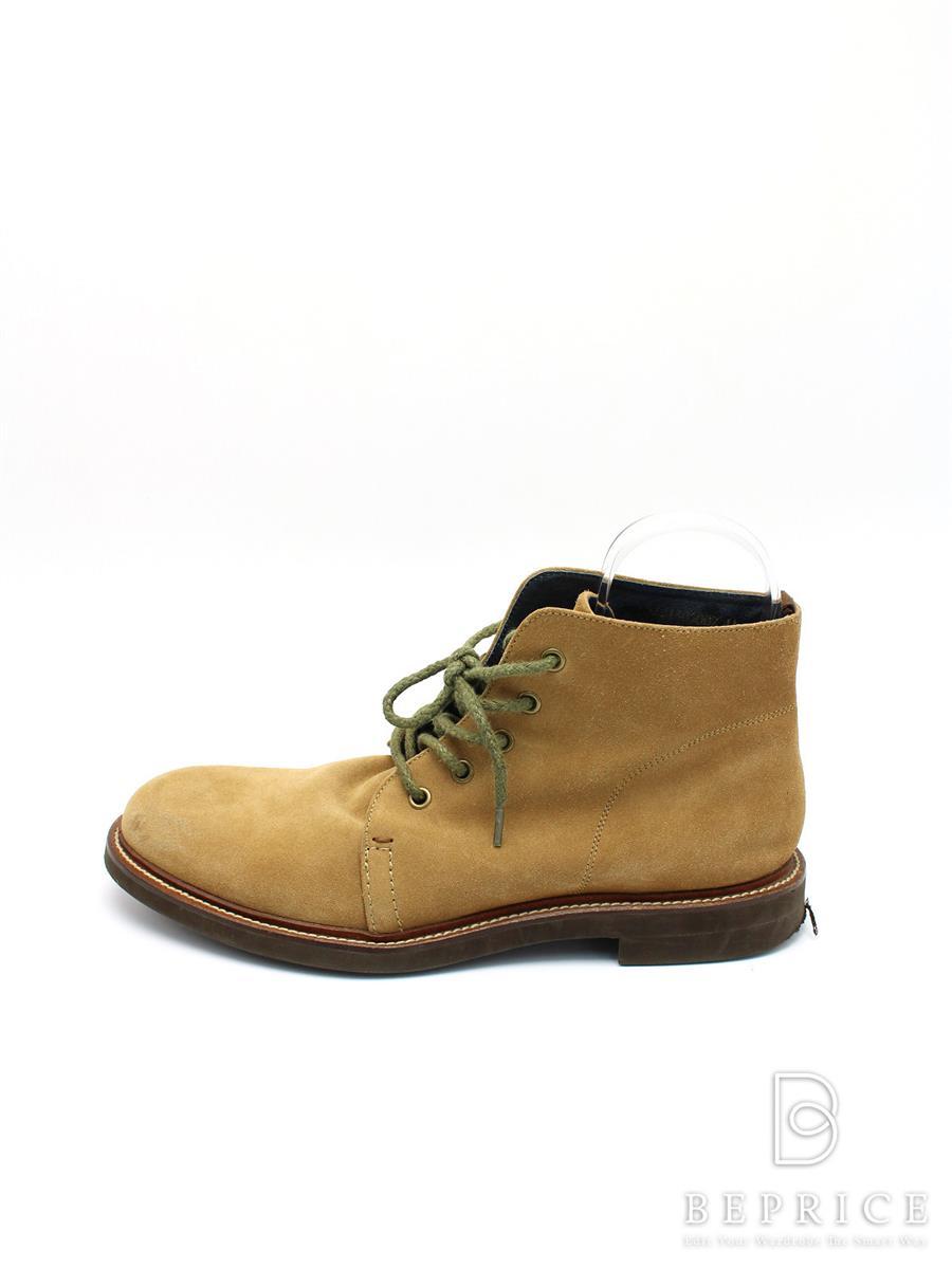 Unline by alfredoBANNISTER アルフレッド バニスター 靴 ハイカ【メンズ】【41】【Aランク】【中古】tn300318t