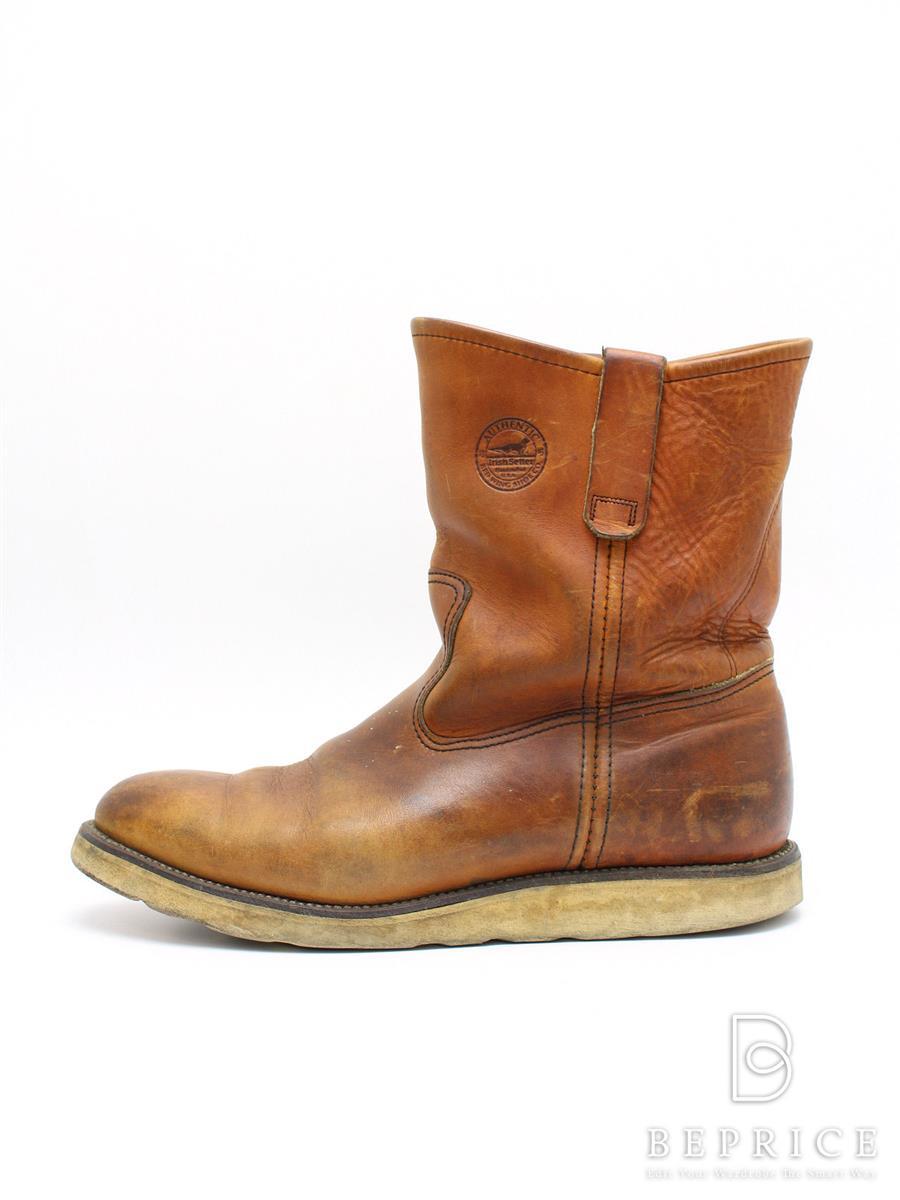 REDWING レッドウィング 靴 ブーツ ペコス【メンズ】【10E】【Cランク】【中古】tn300325t