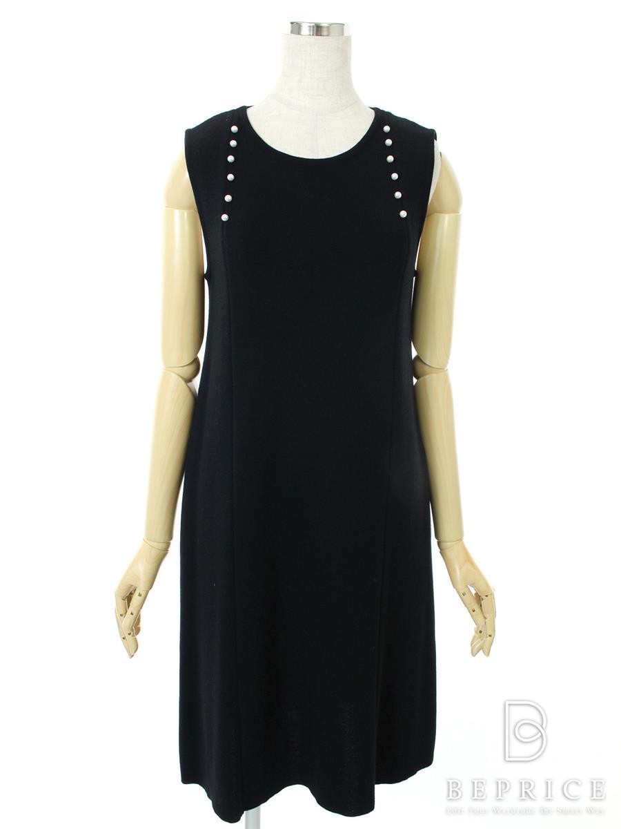 FOXEY BOUTIQUE フォクシー ワンピース Panel Seam Dress【40】【Aランク】【中古】tn300412t
