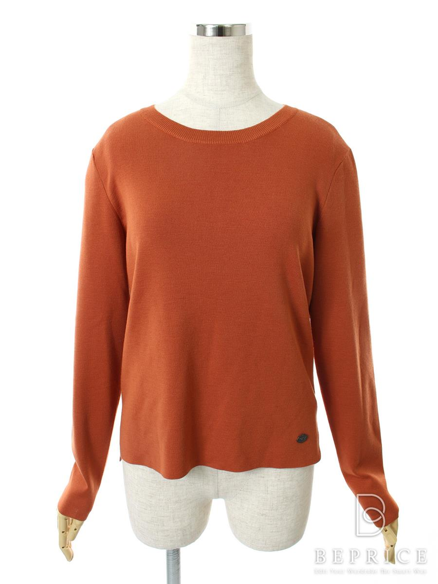 FOXEY BOUTIQUE フォクシー トップス Knit Tops 36301【42】【Aランク】【中古】tn300412t