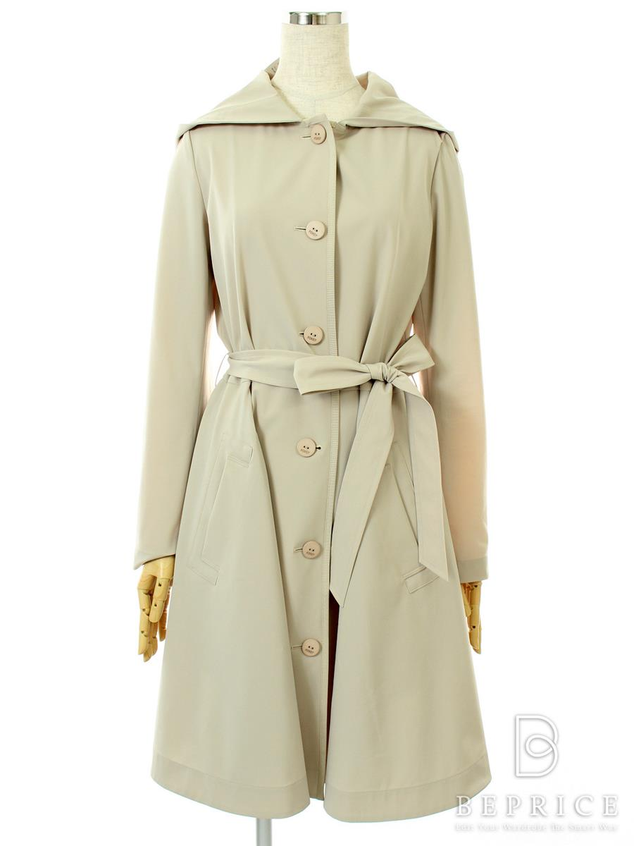 FOXEY NEWYORK フォクシー コート Rainy Fit and Flare【38】【Aランク】【中古】tn300422t