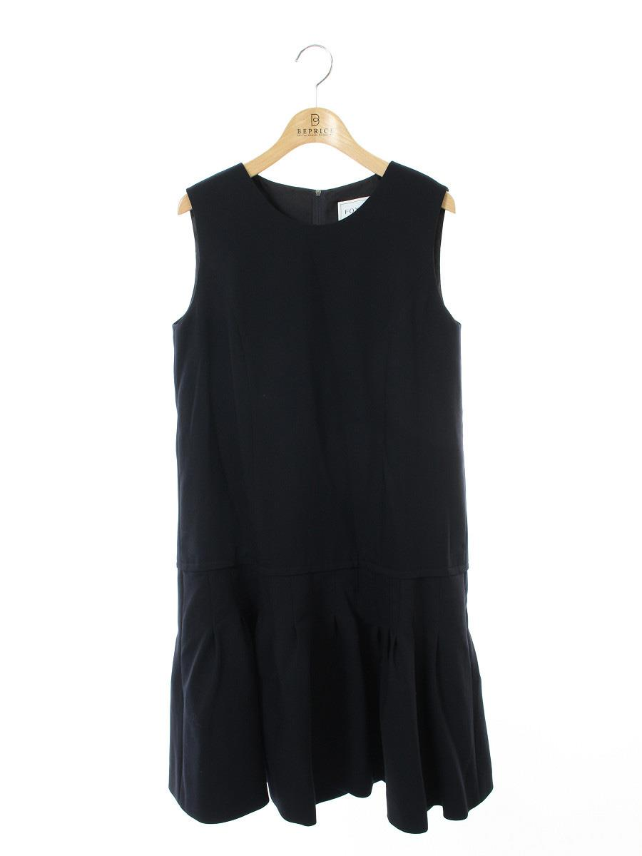 FOXEY BOUTIQUE フォクシー ワンピース Dropped Waist Pintuck Dress【42】【Aランク】【中古】tn300429t