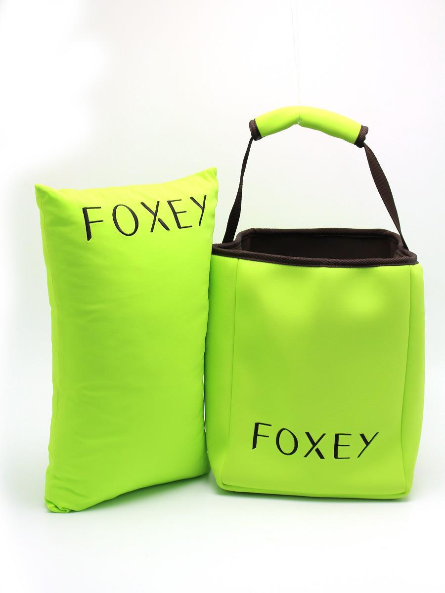 FOXEY BOUTIQUE フォクシー ハンドバッグ クッションセット SP品【Aランク】【中古】tn300503t