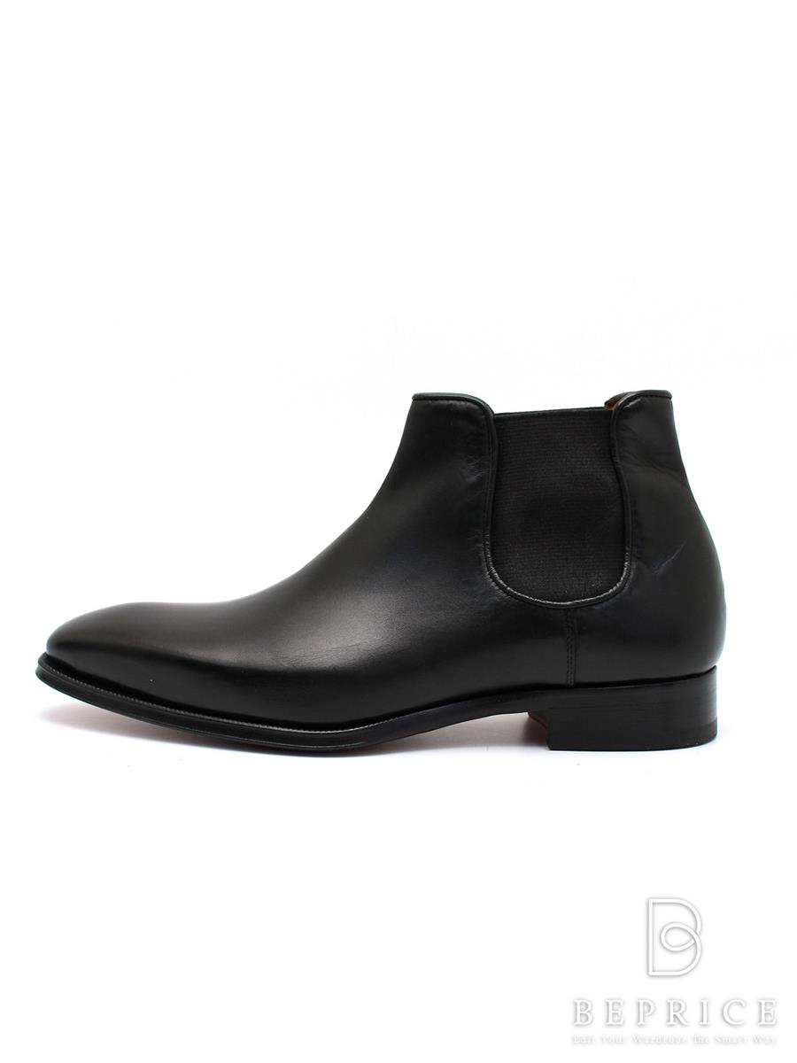 LOBBS ロブス 靴 ブーツ サイドゴア【メンズ】【40】【Aランク】【中古】tn300510t