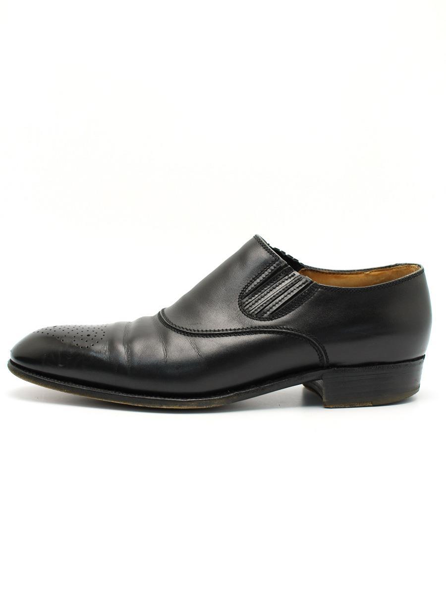 JM WESTON ジェイエムウエストン 靴 ショートサイドゴアシューズ【7C】【メンズ】【Bランク】【中古】gz300520t