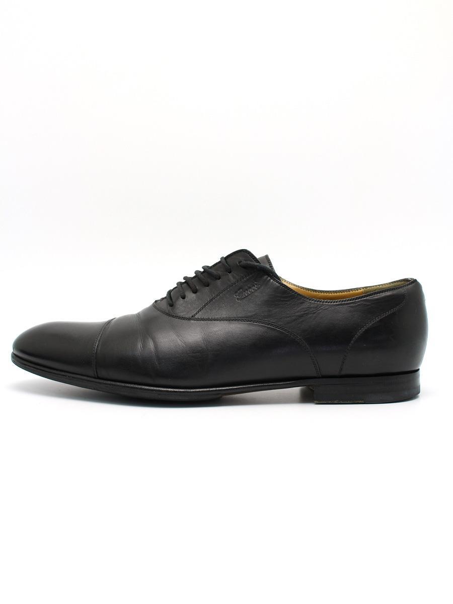 GUCCI グッチ 靴 ビジネスシューズ【メンズ】【9】【Bランク】【中古】tn300520t
