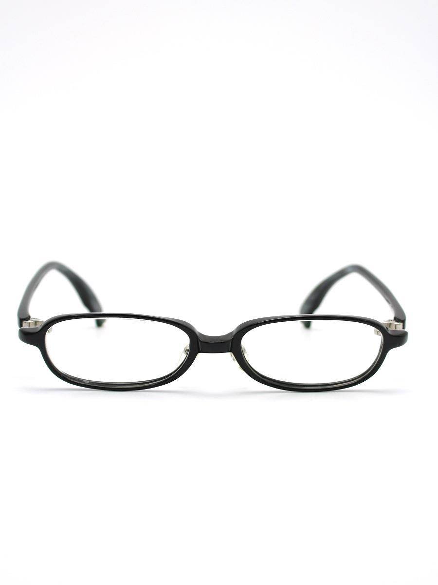 9999 フォーナインズ 眼鏡 メガネフレーム セルフルリム スクエア【Bランク】【中古】tn300527t