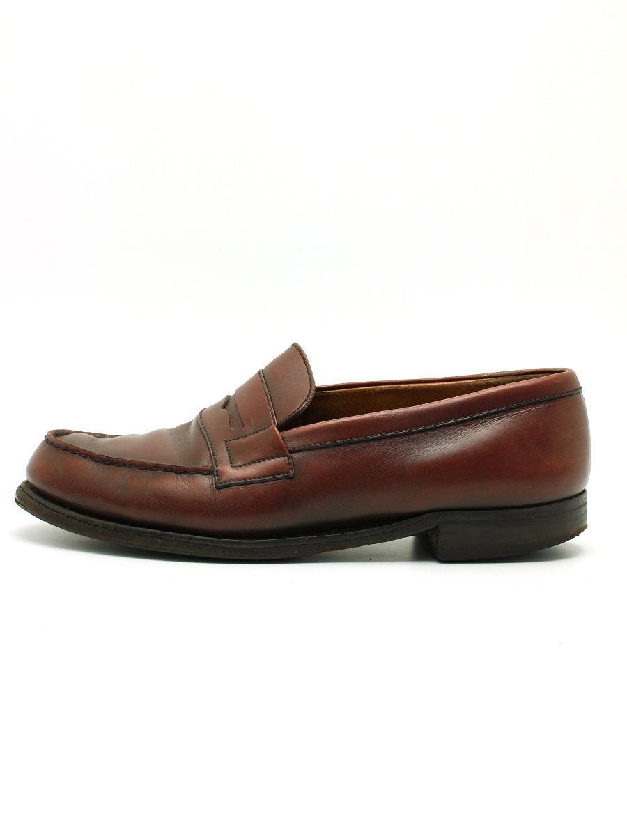 JM WESTON ジェイエムウエストン) 靴 ローファー 646407【メンズ】【6 D】【Cランク】【中古】tn300603t