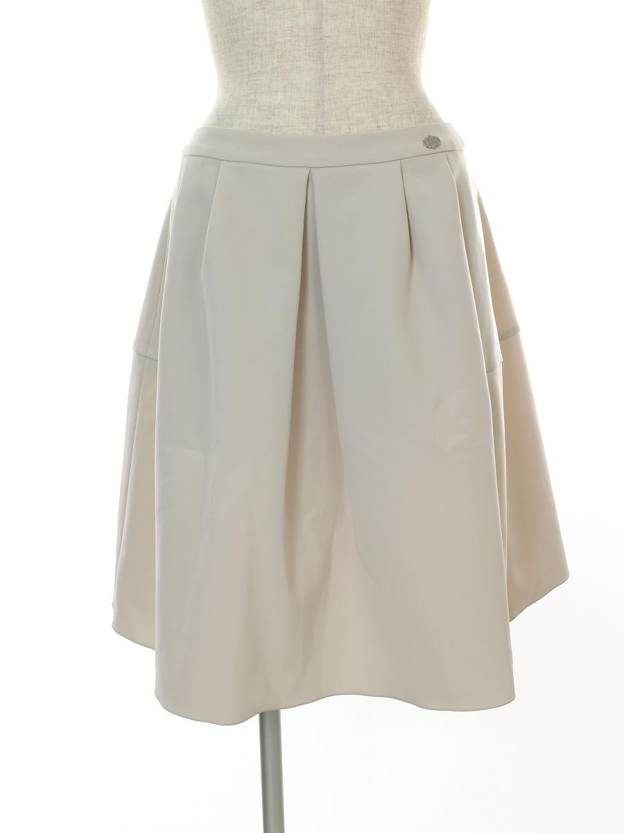 FOXEY NEWYORK フォクシー スカート 35733 Skirt【40】【Sランク】【中古】tn300531t