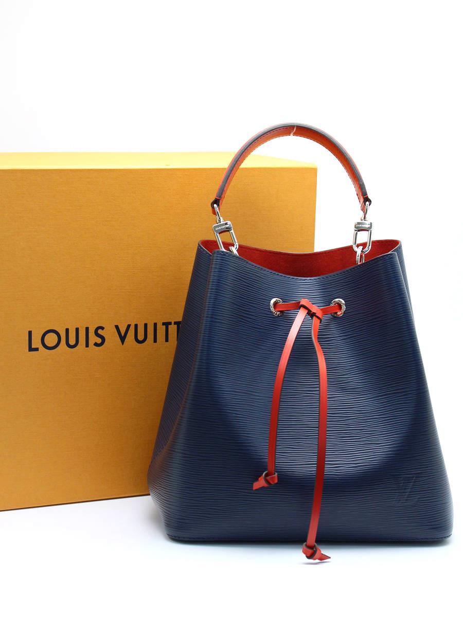 LOUIS VUITTON ルイ ヴィトン ショルダーバッグ ネオノエ エピ M54367【Nランク】【中古】tn300610t