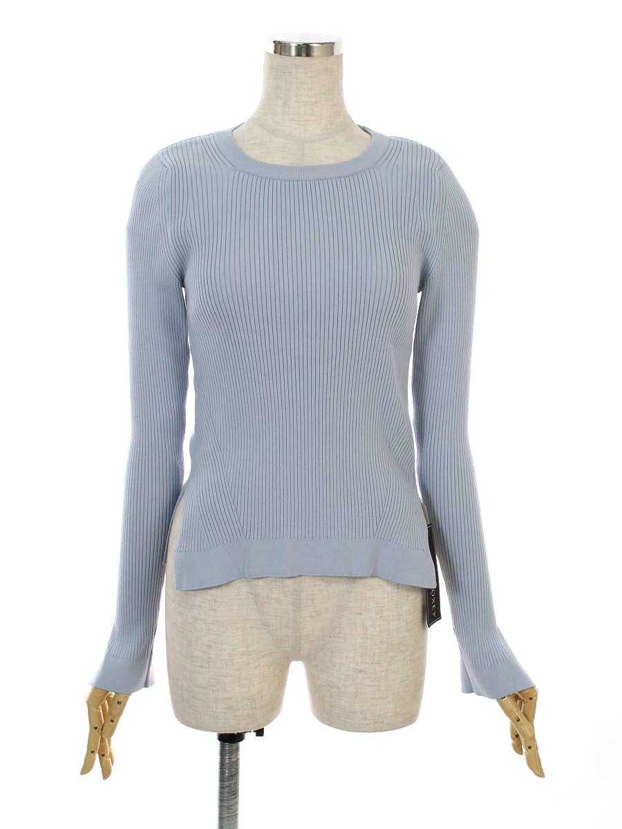 フォクシーブティック ニット セーター 38091 knit tops 長袖 40【Aランク】 【中古】tn300621
