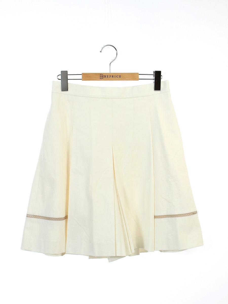 フォクシーニューヨーク collection パンツ Jersey Suiting Pants 40【Aランク】 【中古】tn300621