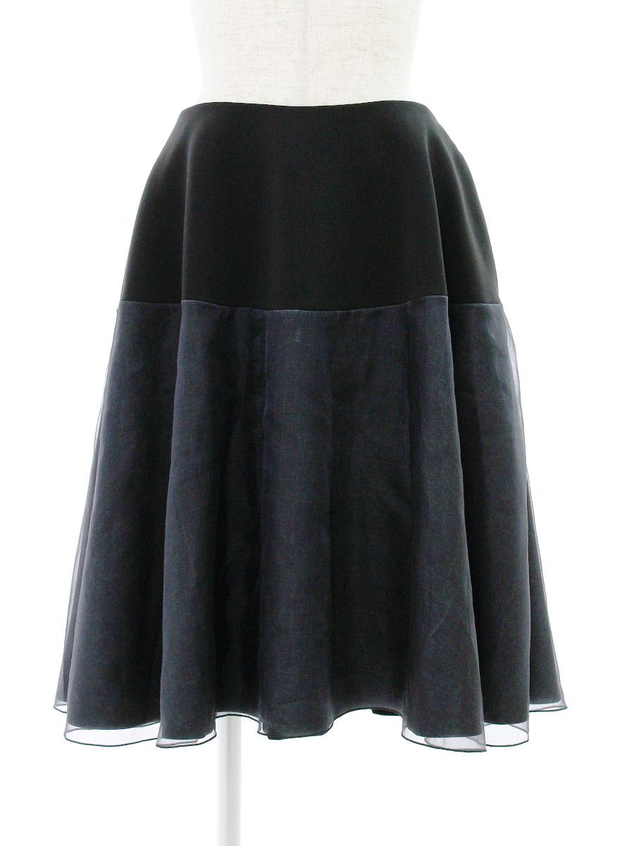 フォクシーニューヨーク collection スカート 37007 Collection 40【Aランク】【中古】tn300729